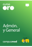 Curso oro Auxiliar de Administración General de la Comunidad Autónoma de Extremadura