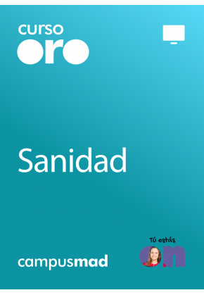Curso Oro Celador/a del Servicio de Salud de la Comunidad de Madrid