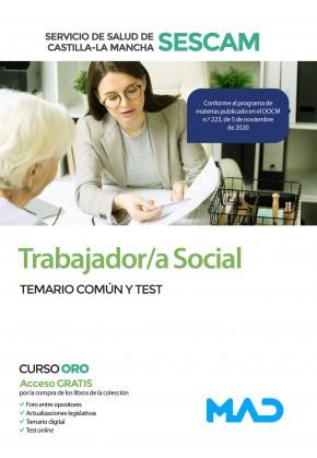Trabajador/a Social del Servicio de Salud de Castilla-La Mancha (SESCAM)
