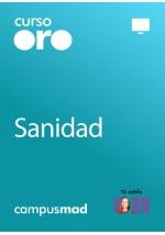 Curso oro Fisioterapeuta del Servicio de Salud de Castilla-La Mancha (SESCAM)