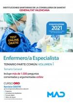Enfermero/a Especialista