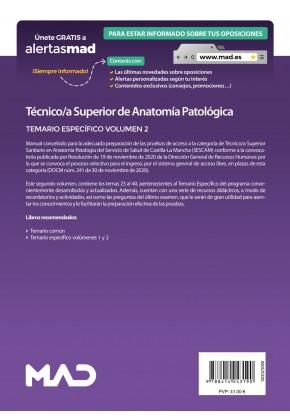 Técnico Superior de Anatomía Patológica