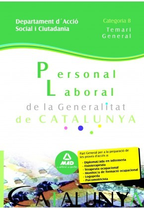 Personal Laboral de la Generalitat de Catalunya