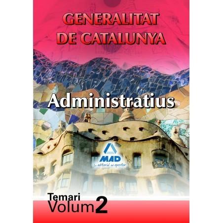 Administratius de la Generalitat de Catalunya