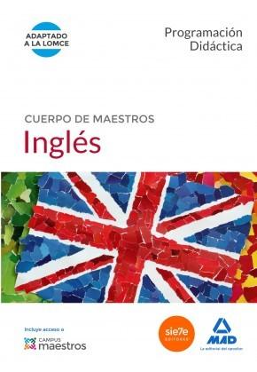 Cuerpo de Maestros Inglés