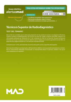 Técnico/a Superior de Radiodiagnóstico