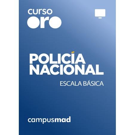 Curso Oro Policía Nacional Escala Básica