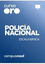 Curso Oro Policía Nacional...