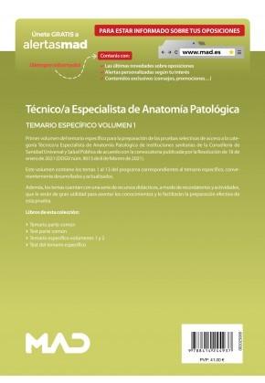 Técnico/a Especialista en Anatomía Patológica