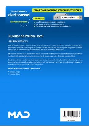 Auxiliar de la Policía Local