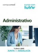 Curso con TUTOR Administrativo Junta de Andalucía