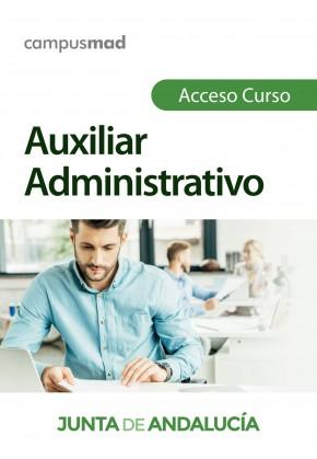 Acceso Curso con TUTOR Auxiliar Administrativo
