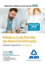 Médico de Familia de Atención Primaria