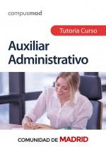 Tutoría Curso Auxiliar Administrativo de la Comunidad de Madrid
