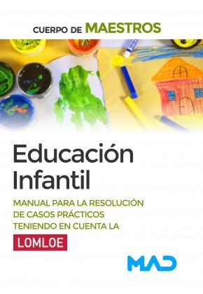 Cuerpo de Maestros. Educación Infantil
