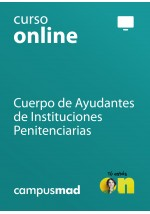 Curso online para Cuerpo de Ayudantes de Instituciones Penitenciarias