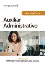 Acceso Curso con TUTOR Auxiliar Administrativo/a