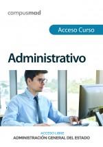 Acceso Curso Administrativo/a