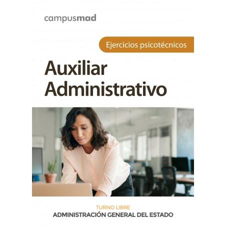 Auxiliar Administrativo/a (acceso libre)