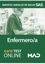 6.610 Tests online oposiciones Enfermero/a del SAS 2021