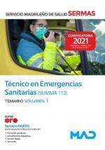 Técnico en Emergencias Sanitarias SUMMA 112
