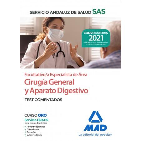 Facultativo/a Especialista de Área Especialidad Cirugía General y Aparato Digestivo