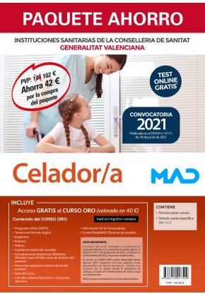 Paquete Ahorro Celador/a
