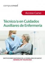 Acceso Curso Técnico/a en Cuidados Auxiliares de Enfermería
