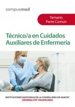 Técnico/a en Cuidados Auxiliares de Enfermería