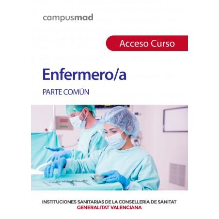 Acceso Curso con TUTOR Enfermero/a (parte común)