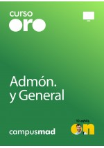 Curso Oro Auxiliar Administrativo/a de la Universidad de Santiago de Compostela