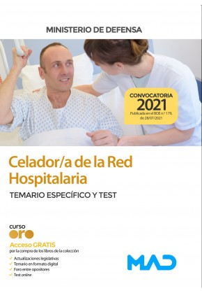 Celador/a de la Red Hospitalaria