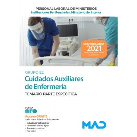Cuidados Auxiliares de Enfermería (Grupo E2)