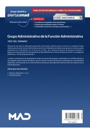 Grupo Administrativo de la Función Administrativa