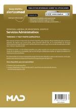 Servicios Administrativos (Grupo Profesional E1)