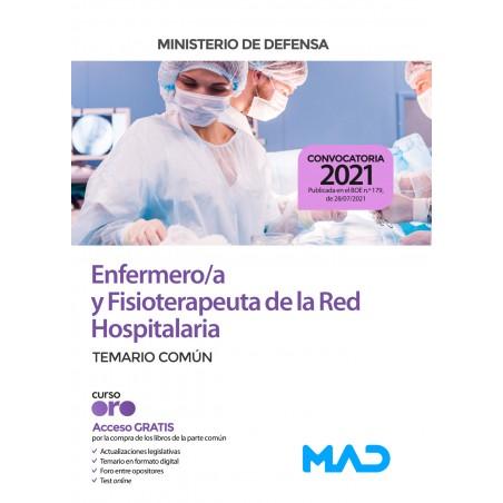 Enfermero/a y Fisioterapeuta de la Red Hospitalaria