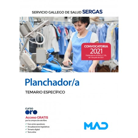 Planchador/a