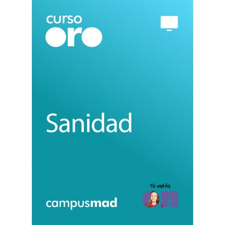 Curso Oro Grupo Administrativo de la Función Administrativa del Servicio de Salud de Castilla-La Mancha (SESCAM)