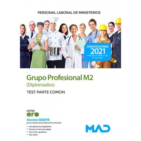 Personal Laboral Grupo Profesional M2 (Diplomados)
