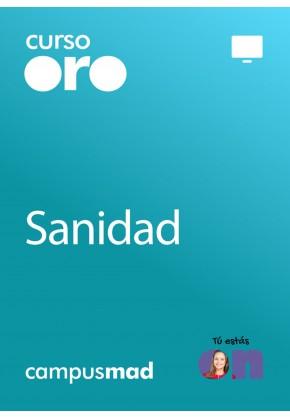 Curso Oro Auxiliar Administrativo del Servicio de Salud de Castilla y León
