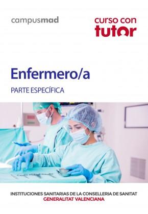 Curso con TUTOR Enfermero/a (parte específica)