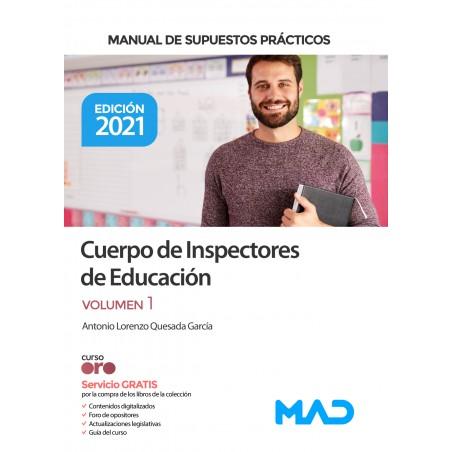 Cuerpo de Inspectores de Educación