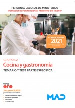 Cocina y gastronomía (Grupo Profesional E2)