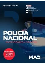 Policía Nacional Escalas Básica y Ejecutiva