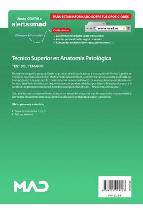 Técnico Superior en Anatomía Patológica
