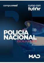 Curso con TUTOR Policía Nacional Escala Básica