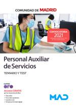 Personal Auxiliar de Servicios