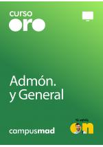 Curso Oro Administrativo/a