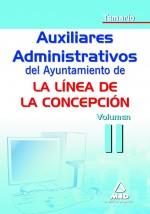 Auxiliar Administrativo del...