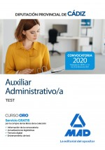 Auxiliar Administrativo/a...